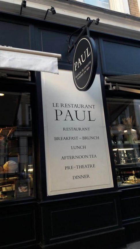 Le Restaurant de Paul