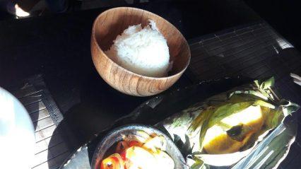 Sticky Mango Pandan Rice
