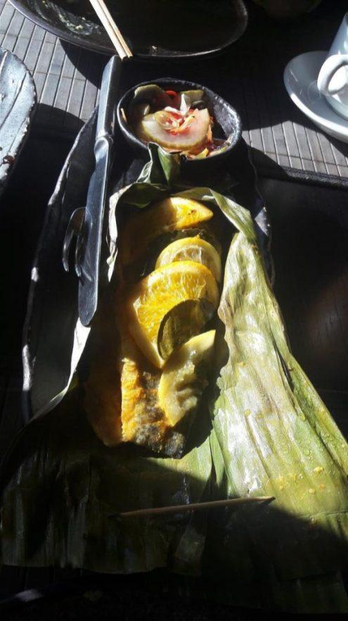 Sticky Mango Indonesian Seabass