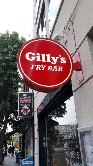 Gillys Fry Bar