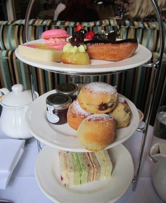 Sopwell House Afternoon Tea