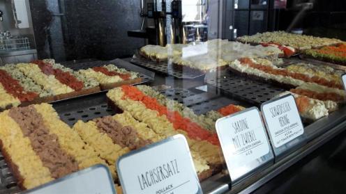 Trzesniewski Sandwich Display