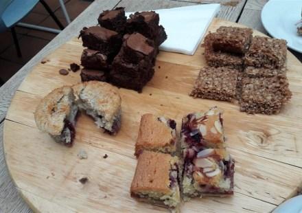Oliver's Village Cafe Cakes