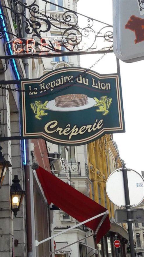Le Repaire du Lion