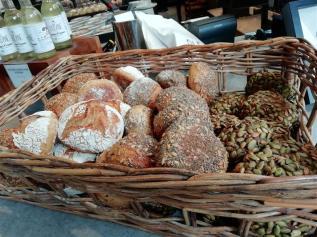 Ole & Steen Bread Rolls