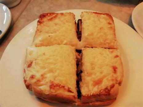 Cafe Rouge Croque Monsieur
