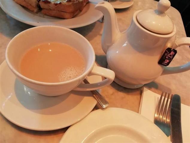 Cafe Rouge Tea