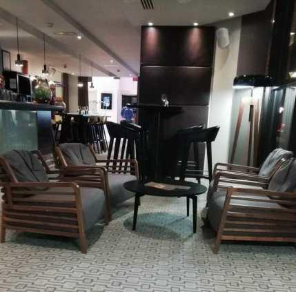 SW Lounge Interior