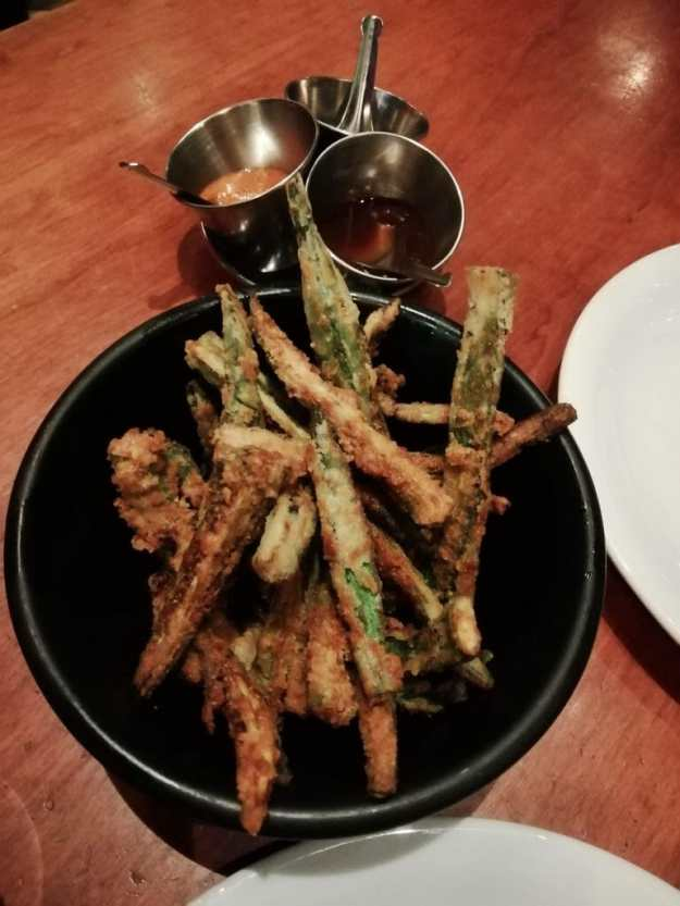 Dishoom Okra Fries