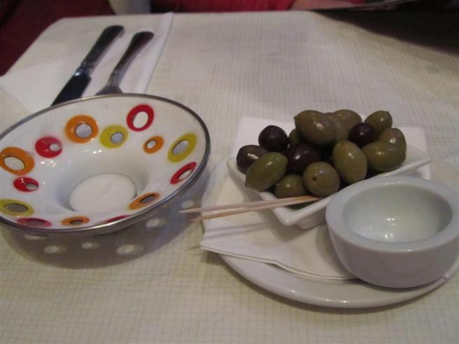 Arabesque Olives