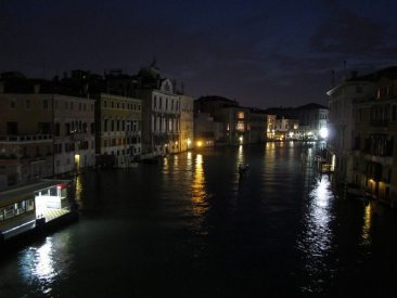 Al Vaporetto Venice Night