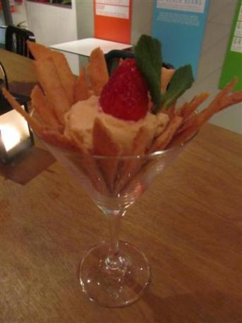 Benitos Hat Bunuelos Dessert