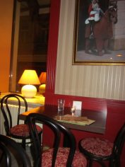Cafe Colore Interior