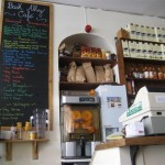 Brick Alley Cafe interior