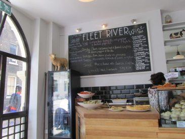 Fleet River Bakery Interior