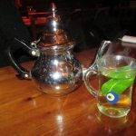 Gallipoli Again Mint Tea