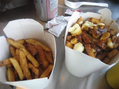 Gourmet Burger Co. Fries