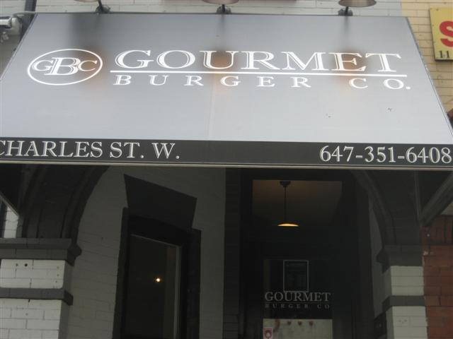 Gourmet Burger Co.