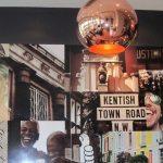 Kentish Canteen Collage Wall