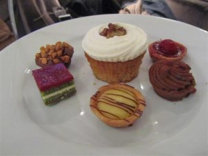 Mercure Brasserie Cakes