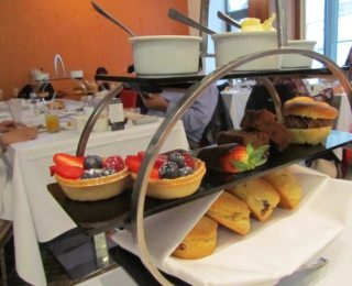Number Twelve Afternoon Tea