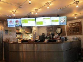 Prime Burger Counter