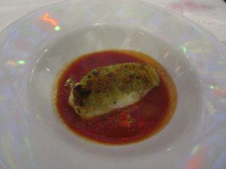 Merluzzo Parmigano
