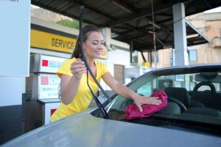 woman-in-yellow-t-shirt-cleaning-car-3813551