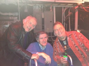 Brian Andreoli, The Rascals, disabled, walker