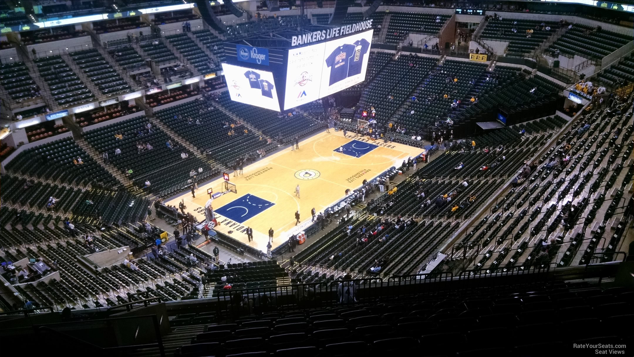 Bankers Life Fieldhouse Seating Chart Carrie Underwood