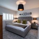 Interior designed chic room