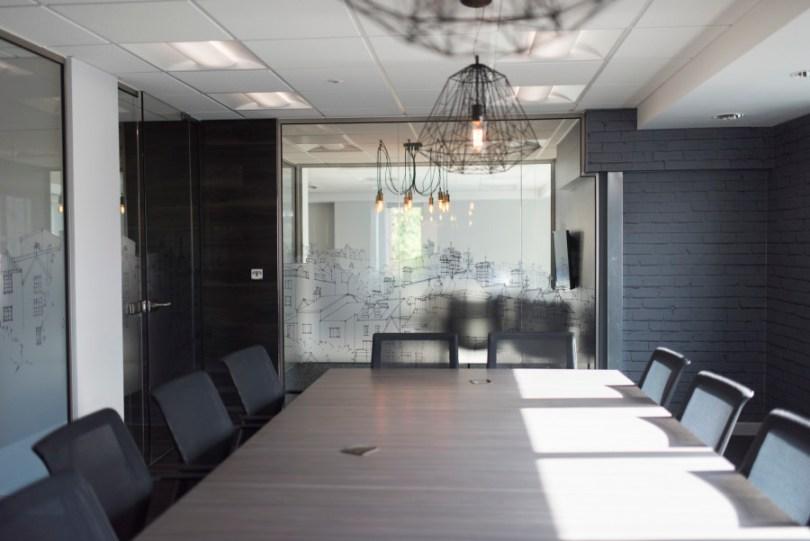 Starkey Lighting @ office Bristol