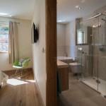 En-suite bathroom feature