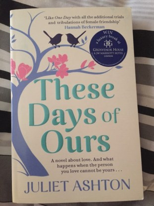 These Days Are Ours print copy