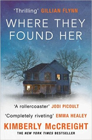 Where They Found Her by Kimberley McCreight