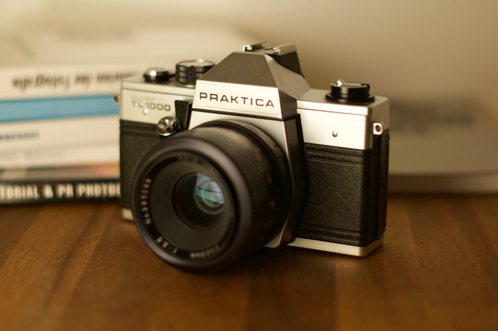 Praktica super tl kamera u rathgeber photos