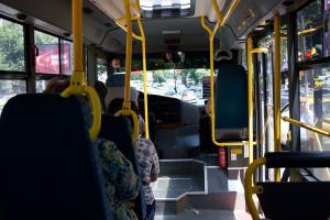 Minibus fahren in der Tuerkei
