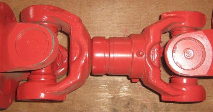 Gelenkwellen für den Einsatz an Pumpen