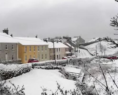 Rathmullan Winter Wonderland