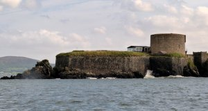 Macamish Martello Fort Lough Swilly
