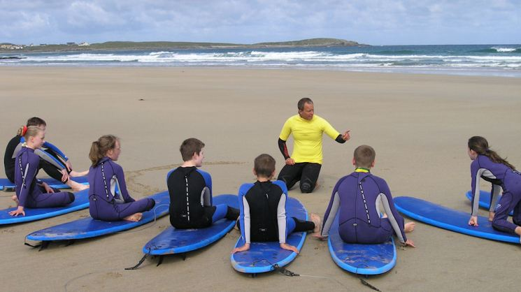 Adventure One Surf School Donegal (7)