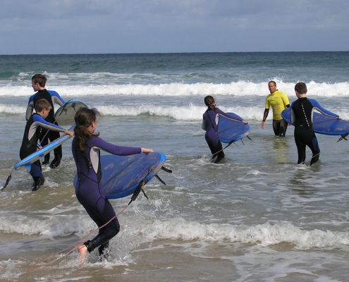 Learn to Surf at Ballyhiernan Bay Fanad