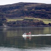 Lough Swilly Boat Inch Island