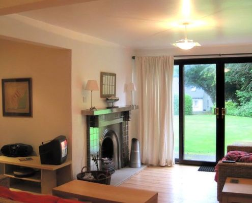 Chalet 14 at Rathmullan House