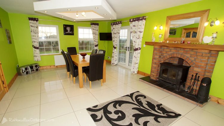 Sea View House Rathmullan Donegal interior