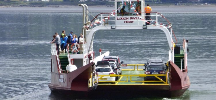 Lough Swilly Car Ferry 2017