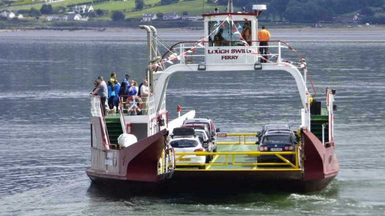 Lough Swilly Ferry