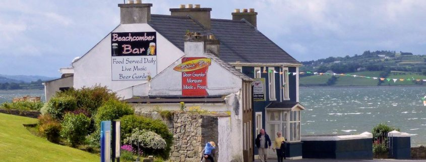 The Beachcomber Bar Rathmullan