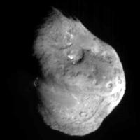 テンペル第1彗星の核