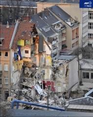 独ケルン市史料館が崩壊(AFPBB News)